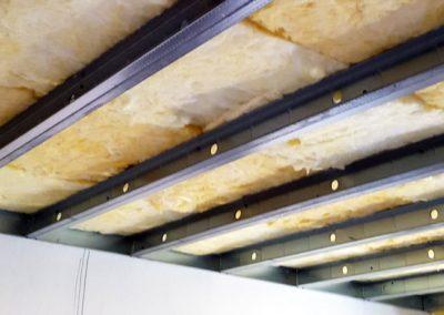 Ossature plafond placo BA13