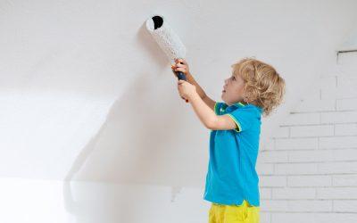 Peinture écologique : comment limiter la pollution de nos logements ?