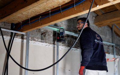 Ain : Rénovation d'une maison ancienne à Blyes