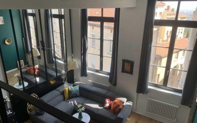 Rénovation d'un appartement à Lyon (69) Croix-Rousse