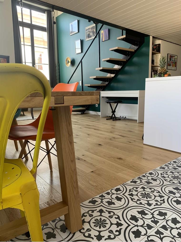 Rénovation appartement Croix-Rousse